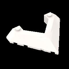 ROOF TILE 8X6 45DEG W/CUT #22390