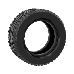 TYRE ?30.4 X 14 W. INLET DISC #6578