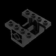 CONICAL WHEEL BLOCK 4X4 #6585