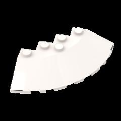 CIRCLE 90G 6X6 ROOF TILE #95188